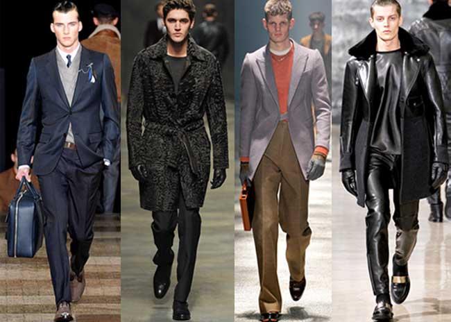 Fall 2012: Louis Vuitton, Hermes, Lanvin, Yves Saint Laurent