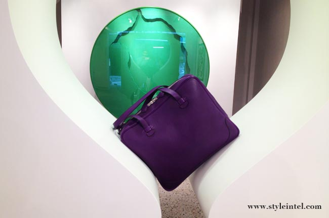 Hermes fall 2012 accessories collection. Photo: Style Intel
